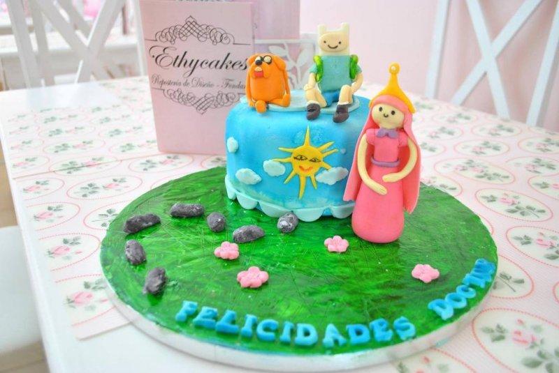 Ethycakes, repostería de diseño fondant en Málaga