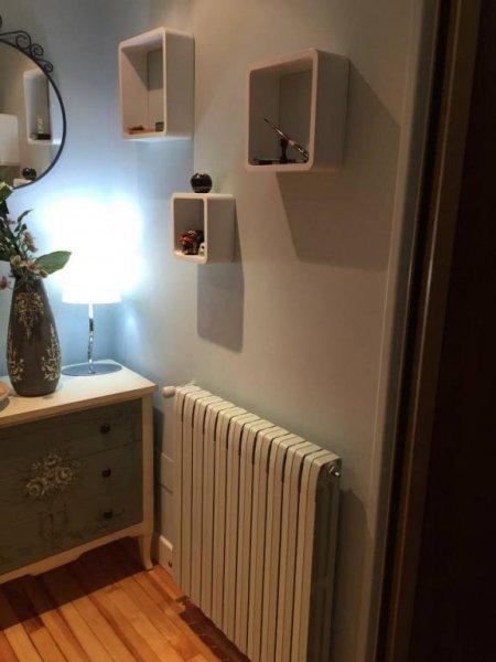 Luz automática al abrir la puerta del domicilio