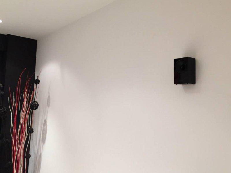 Sistema de audio integrado