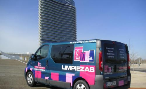 Limpiezas Sanaza, limpiezas en Zaragoza