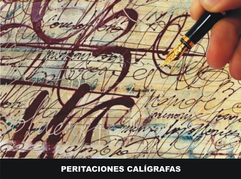 PERITACIONES CALIGRAFAS