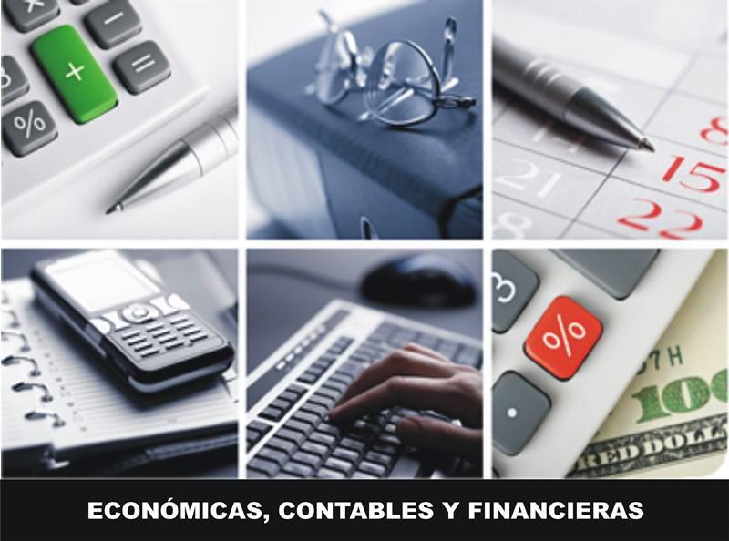 VALORACIONES ECONÓMICAS CONTABLES Y FINANCIERAS