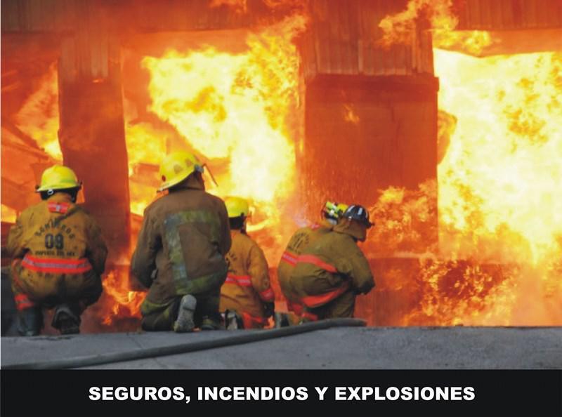 VALORACIÓN PARA SEGUROS, INCENDIOS Y EXPLOSIONES