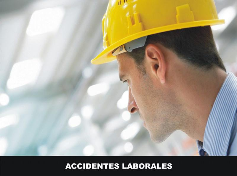 INFORMES, ACCIDENTES LABORALES
