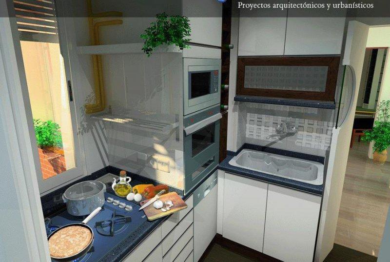 Reforma y amueblamiento de cocina