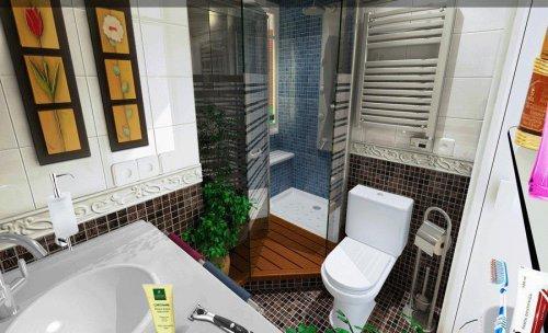 Reforma y amueblamiento de baño