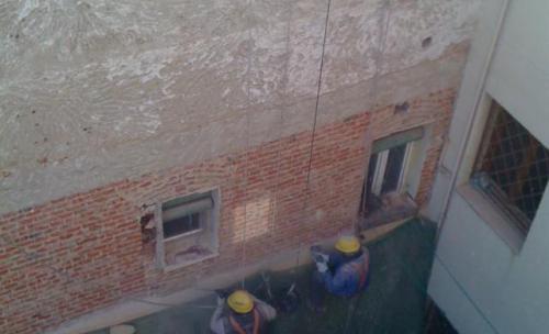Promcrisa, rehabilitación de fachadas y edificios en Madrid