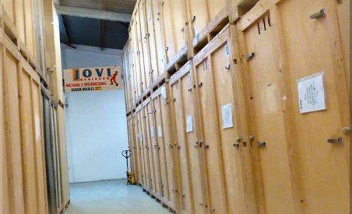 Instalaciones Guardamuebles JOVI Benidorm