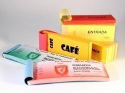 Imprenta Talonarios Tickets