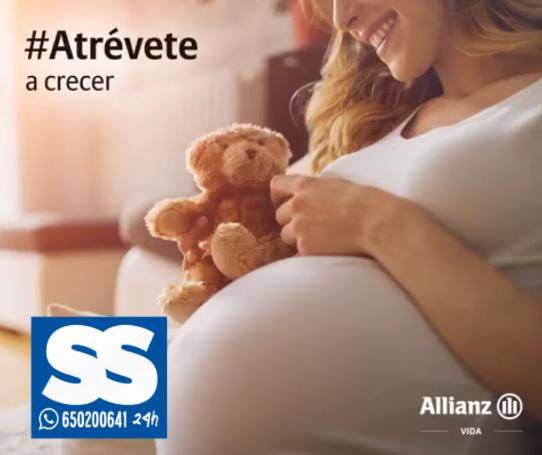 Allianz Vida riesgo Plus el seguro para proteger a tu familia