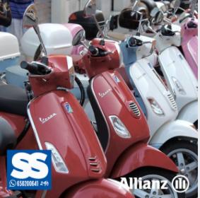 Seguro de moto o ciclomotor de Allianz Seguros