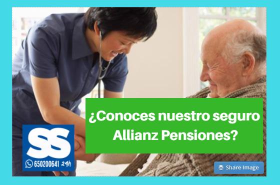 Seguros de jubilación y pensiones de Allianz