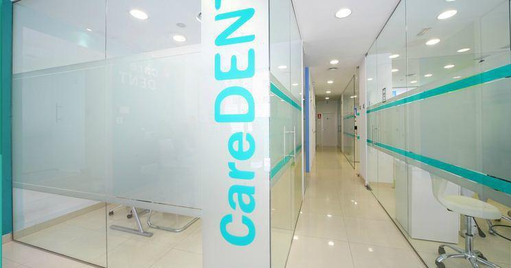El interior de nuestras Clínicas Dentales CareDENT