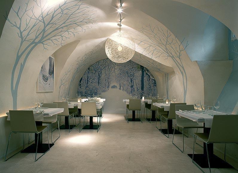 Belvedere Winter Lounge - Salon