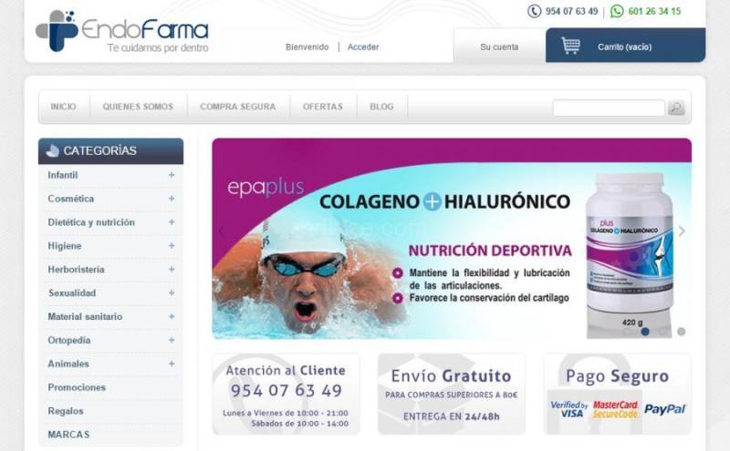 Endofarma Web