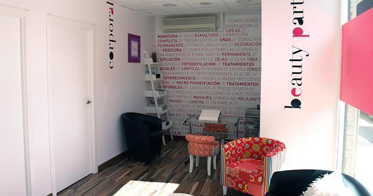 Gabinete de estetica y relax, en Alaquas