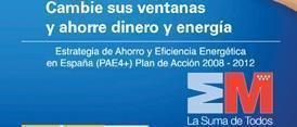 Plan renove ventanas Comunidad de Madrid