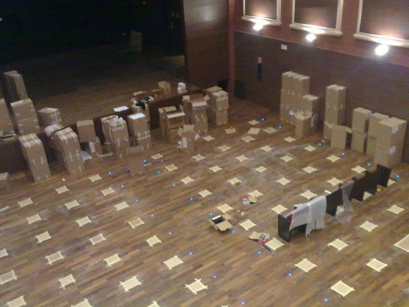 Montaje mobiliario de Mudanzas Valencia CPT