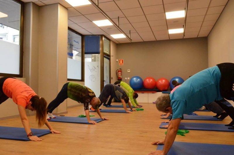 Grupo de Pilates