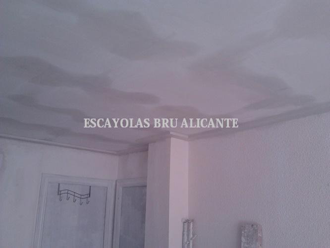 Escayolistas en la Provincia de Alicante