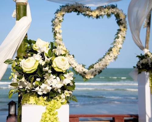 Celebraciones junto al mar