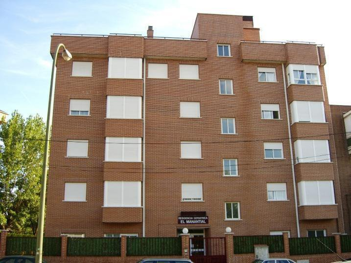 Residencia geriátrica 3ª edad LAS ROSAS Madrid 913130954