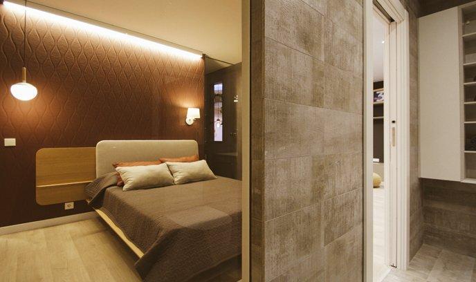 Dormitorio showroom