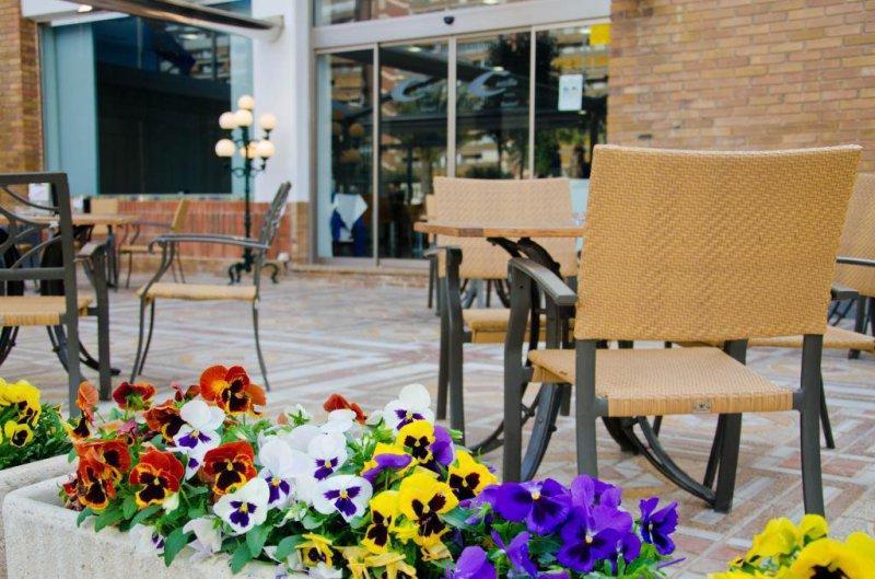 CAFETERIA HOTEL CASTILLA