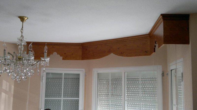 Galerías de madera