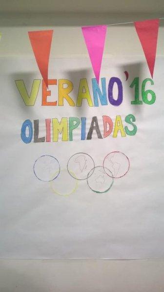 campamento urbano juegos olímpicos