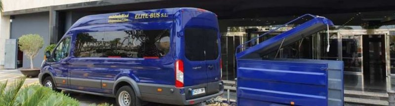 Elite Bus  Airport Transfers
