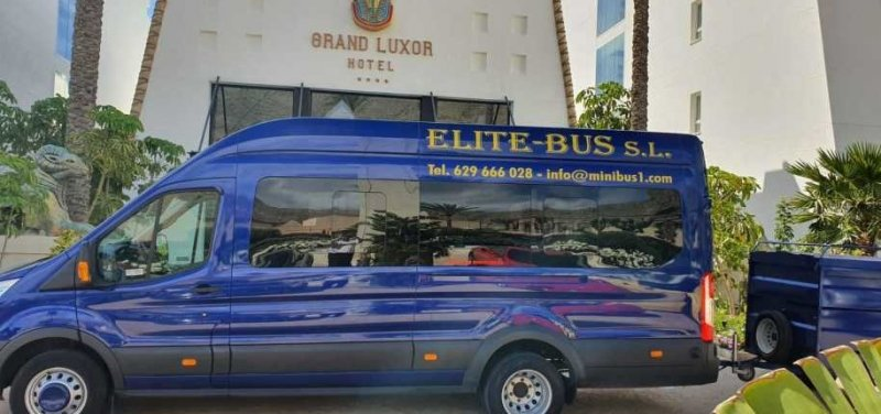 Autobuses en Alicante Elite Bus