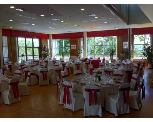 Salón el mirador montaje banquete