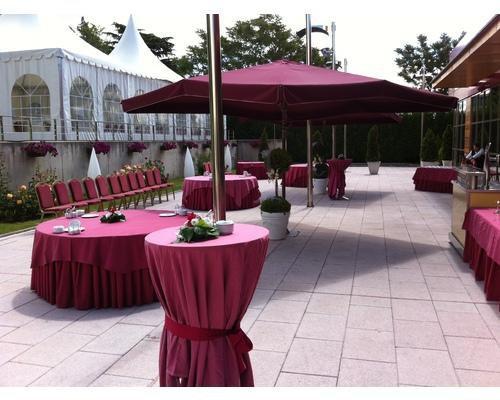 Terraza salón el parque montaje cocktail
