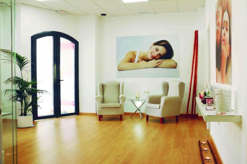 Entra en un espacio relajante para los sentidos