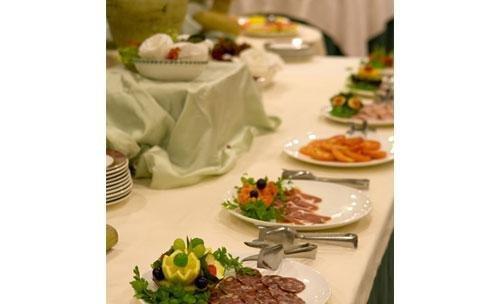 Mesa buffet