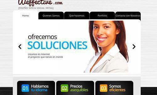 Web weffective