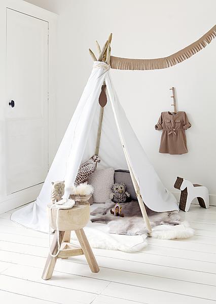 Decora una habitación infantil con bonitos accesorios