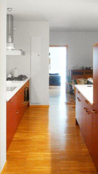 Cocina - Casa Estudio PJ   08023 Arquitectos - Barcelona