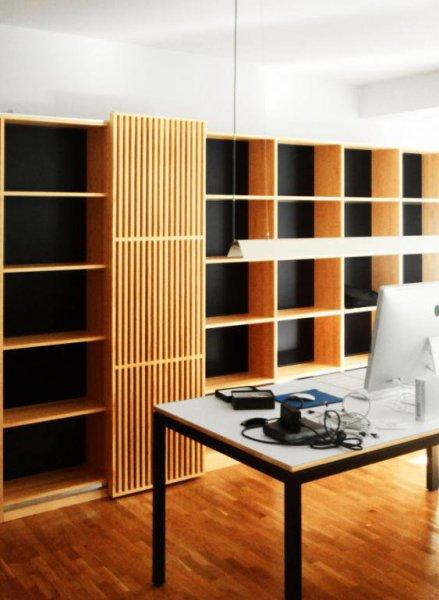Estudio - Casa Estudio PJ   08023 Arquitectos - Barcelona