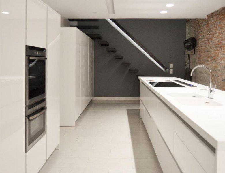Cocina - Loft Barcelona   08023 Arquitectos