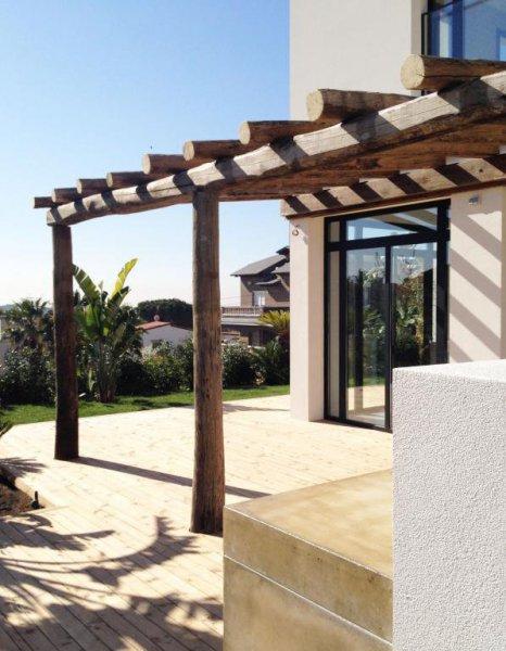 Porche Casa A   08023 Arquitectos - Barcelona
