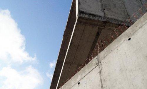 Voladizo - Casa E ! 08023 Arquitectos - Barcelona