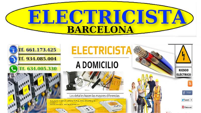 Electricista Barato El mejor servicio siempre al mejor precio.