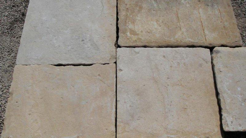 losa de piedra antigua