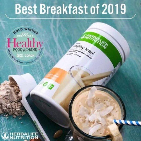 Mejor desayuno en 2019