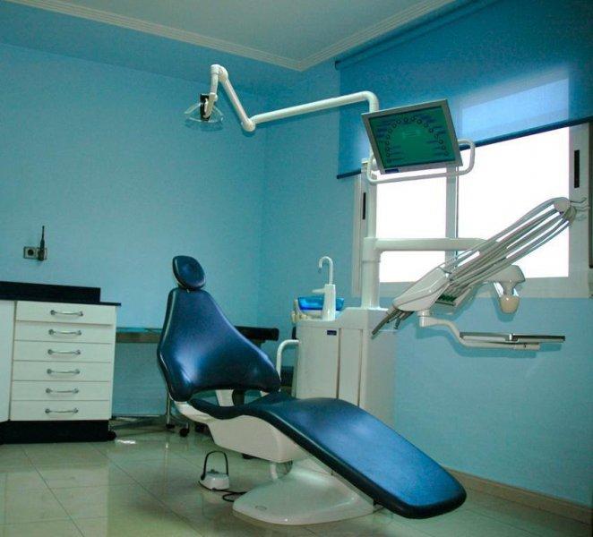 Gabinete odontológico
