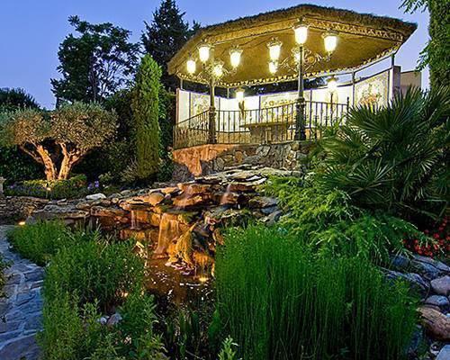 Impresionantes jardines