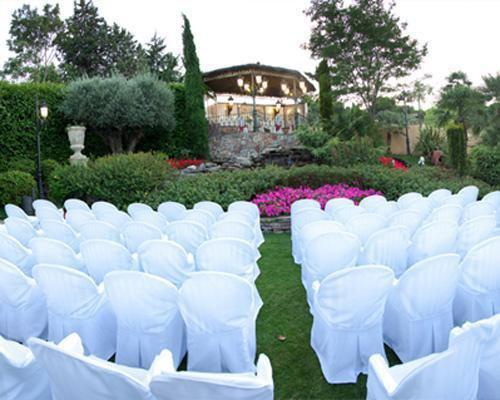 Ceremonias civiles en sus jardines