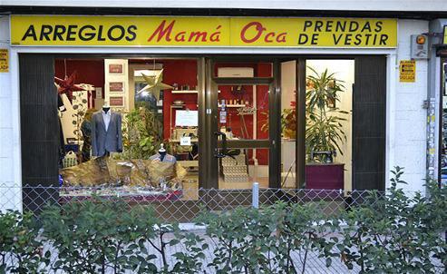 Mamá Oca, arreglos de ropa para señora, caballero y hogar